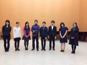 とめクラス試演会2015